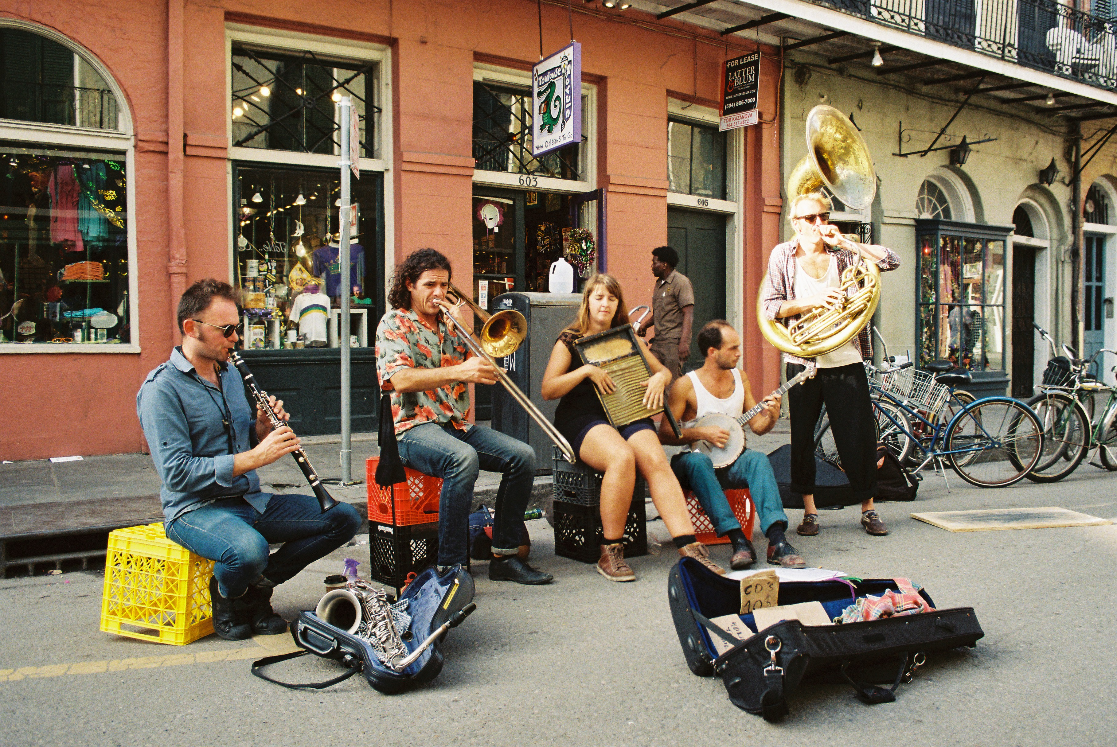 New Orleans - picture : Coline Godinot