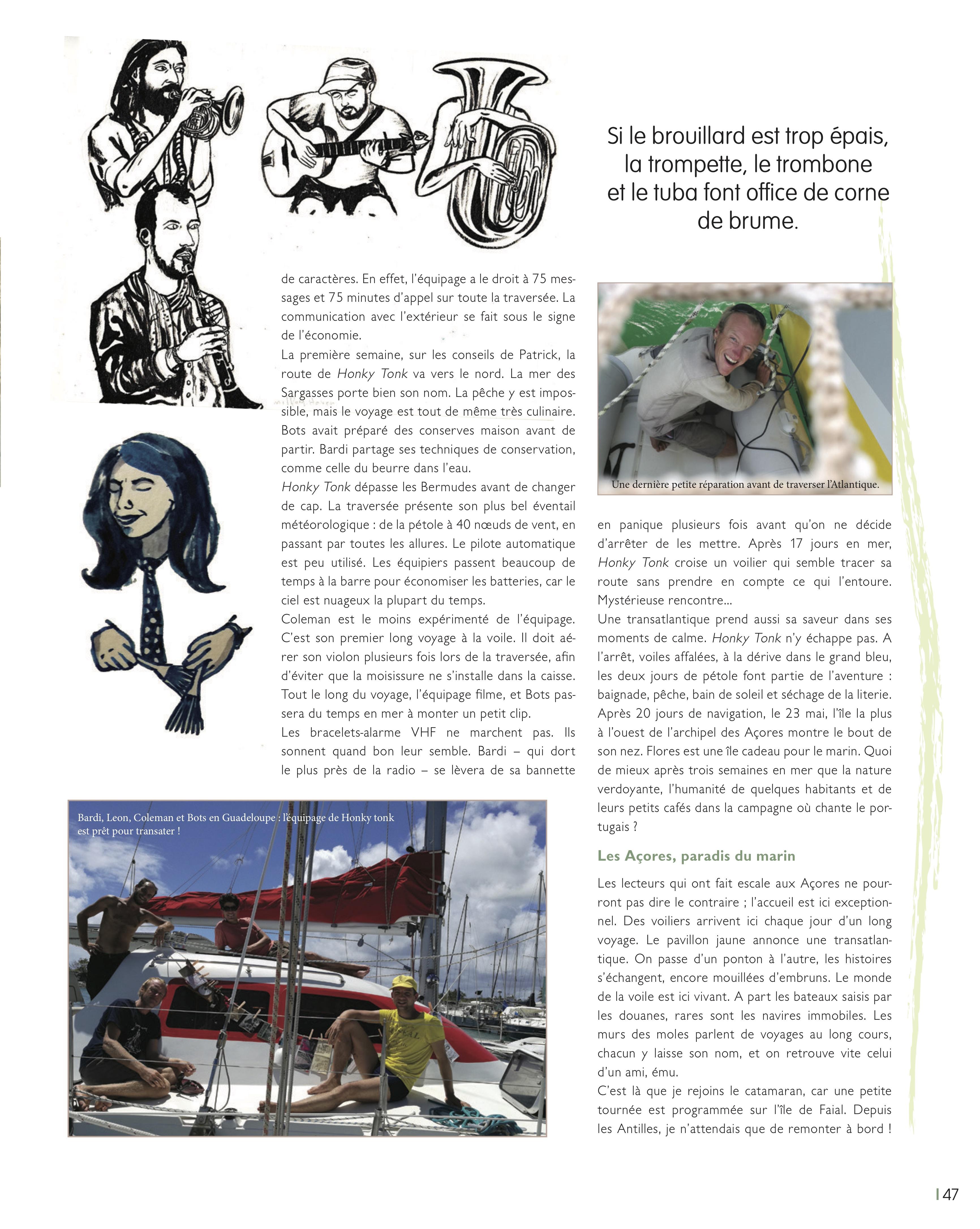 Multicoque mag #201 - printemps 2020 - p2